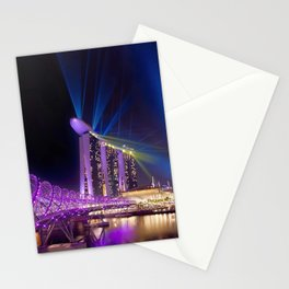 Singapore Gardens By The Bay Stationery Cards