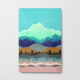 Great Peak GX Metal Print
