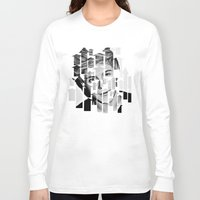 niall Long Sleeve T-shirts featuring Niall Horan  by D77 The DigArtisT