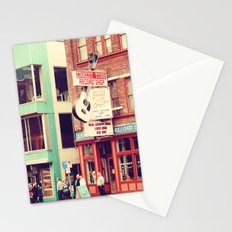 Ernest Tube Record Shop Stationery Cards