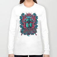 medieval Long Sleeve T-shirts featuring Medieval knight by Tshirt-Factory
