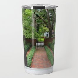 View From The Portico Travel Mug