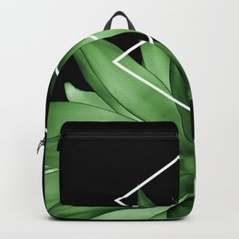 Agave geometrics III Backpack