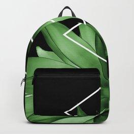 Agave geometrics III Backpack