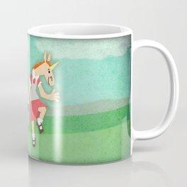 Jack & Jill Unicorn Coffee Mug