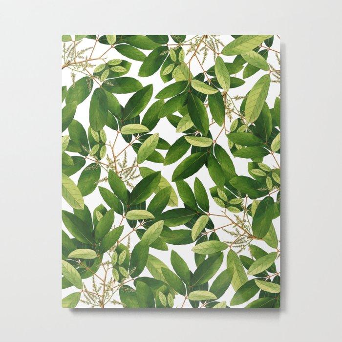 Greenery #society6 #decor #buyart Metal Print