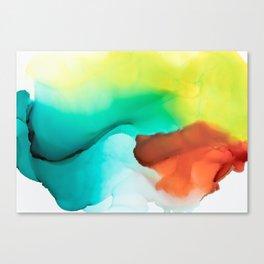 Colorlove Canvas Print