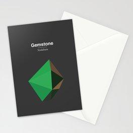 Gemstone - Xirdalium Stationery Cards