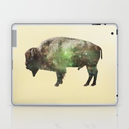 Surreal Buffalo Laptop & iPad Skin
