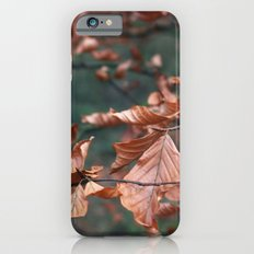 Autumn Leaves Slim Case iPhone 6s