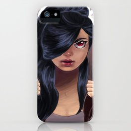 Hood Girl Revealed iPhone Case