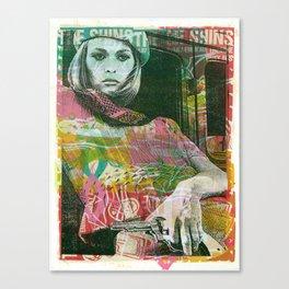 Bonnie Faye Canvas Print