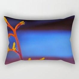 The magic plant Rectangular Pillow