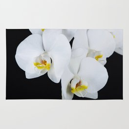 Night Orchid Rug
