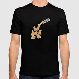 BUN of RAW SIENNA T-shirt