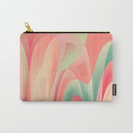Abstract color harmony Carry-All Pouch