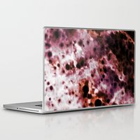 transistor Laptop & iPad Skins featuring Mars Transistor by Stars Live Forever