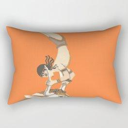 Mesopotamian  Rectangular Pillow