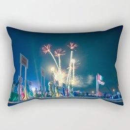 Celebrating Unity Rectangular Pillow