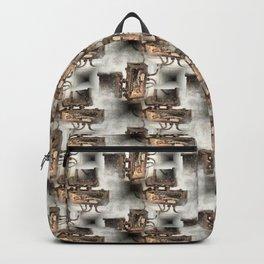 Battery Mishler Power Hoist lower section pattern Backpack