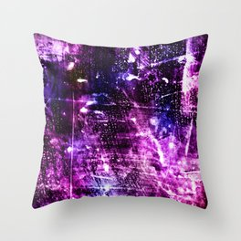 Please don't stop the magic Throw Pillow