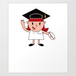 Future Nurse Assistant Student School Art Print