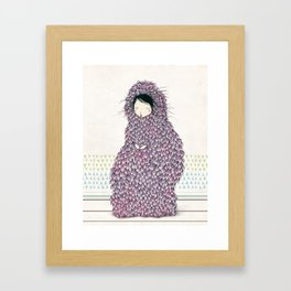 Musa Framed Art Print