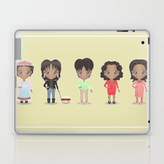 Oprah + Sofia Laptop & iPad Skin