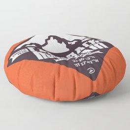 Camelback Mountain Floor Pillow