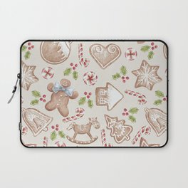 Gingerbread Laptop Sleeve