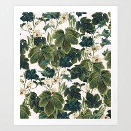Wild Forest #society6 #decor #buyart Art Print