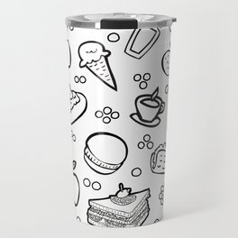 Fun Food Travel Mug