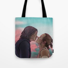 Reylo 'in love' Tote Bag