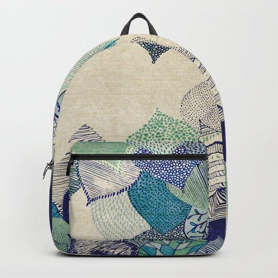 Leaf it to me Backpack