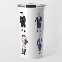 National Confederacy Heroes Day Travel Mug