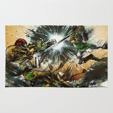 The Battlefield Rug