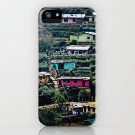 Sri Lankan Town iPhone Case