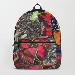 Sweet smelly feet Backpack