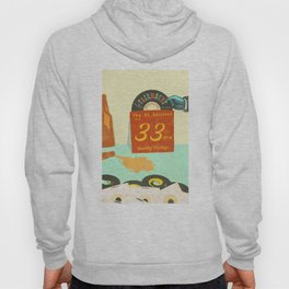 VINTAGE RECORDS Hoody