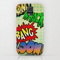 Comic Sounds Slim Case Galaxy S5