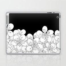 Cherry Blossom Boarder Laptop & iPad Skin