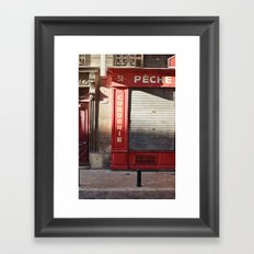 51 Framed Art Print
