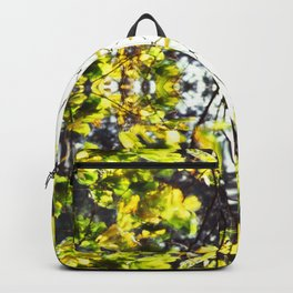 Leaves Blowing in the Wind Backpack