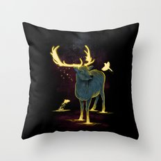 Eternal Spirits Throw Pillow