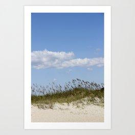 Kure Beach #1 Art Print