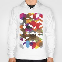 deadmau5 Hoodies featuring Life like a Geometry by Sitchko Igor