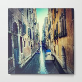 Venezia / View of Venice Metal Print
