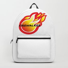 Tony Robbins Motivation - Firewalkers Backpack