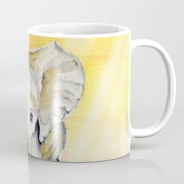 Colorful Baby Elephant Coffee Mug