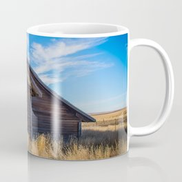Chicken House, Backroads Farmstead, Valley County, MT Coffee Mug